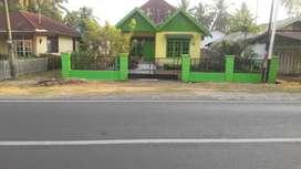 Dijual murah rumah di Kota bengkulu.