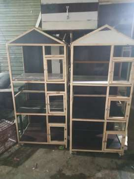 Pinjra cage for sale new pieces hain
