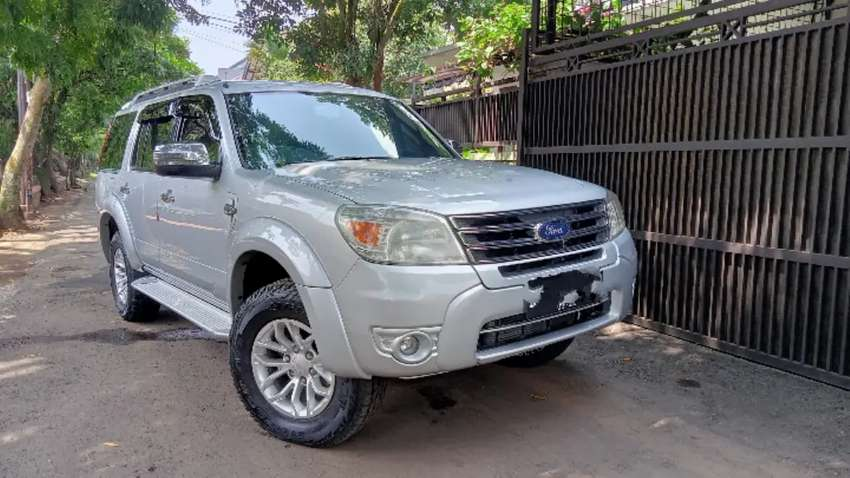Ford Everest TDCi XLT Automatic 2012
