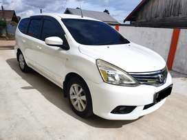 Nissan Grand Livina Xv Automatic New Model 2013