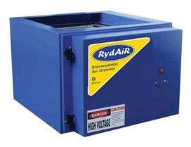 Rydair RY2500 pembersih udara dari asap, minyak, debu, diesel pabrik