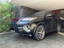 Toyota Fortuner 2.4 VRZ modif resmi Toyota Astra