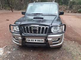 New condition Mahindra Scorpio