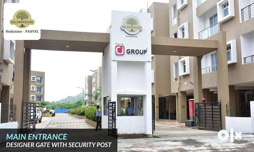 Flat For Rent 2BHK Panvel  Station To Township Bus Facility 0