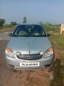 Tata Indigo 2007 Diesel 80000 Km Driven 2 new tyre 2 -50%