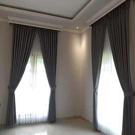 Tirai gorden gordeng korden curtain vitrase hordeng0.03>9736