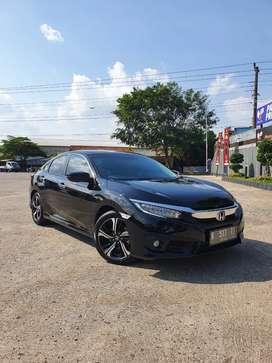 Jual: Civic ES Turbo | Autometik | Tahun 2017 | Plat R