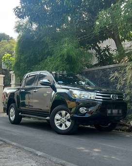 ALL NEW TOYOTA HILUX REVO  Type G Manual double cabin,th reg 2020