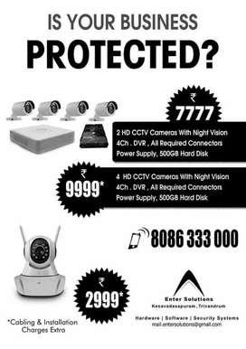 Cctv camera sales and service