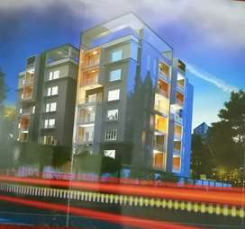 Beltala Sarve 3bhk under construction flat