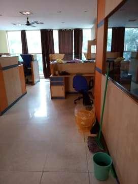 Receptionist 15-20k, telecallers 12k-15k no target . System admin