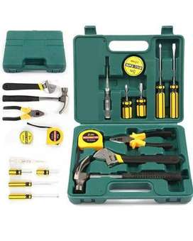 NEW 12pcs Prime Household Tool kit Set