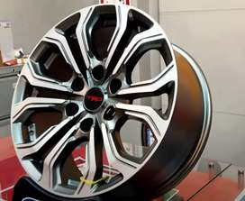 Velg Fortuner Everest Triton Pajero TRD Fortuner R18X8.5 hole 6x139.7