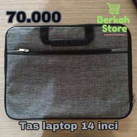 Tas laptop, Netbook, Notebook ukuran 14 inci