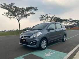 Suzuki ertiga gx at 2017 warna abu abu