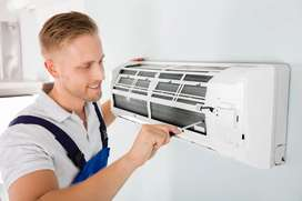 AC SERVICING ALL BRAND SPLIT & WINDOWS