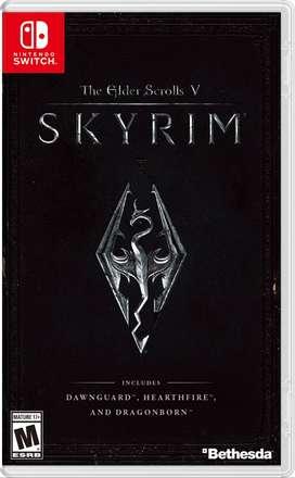 game digital original skyrim v switch