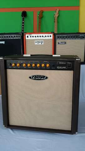 Guitar Amplifier Three Al Original (uklaf music store)