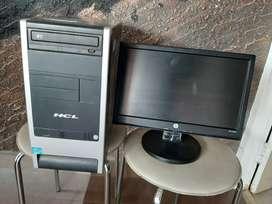Hcl core i3 computer