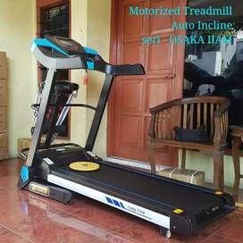 Treadmill elektrik osaka best seller