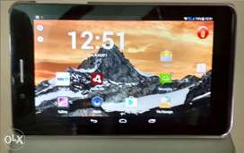 Tablet I ball Octa A41-16GB,1.7 GHz,8 MPxl,7 inch, free cover (Rs 450)