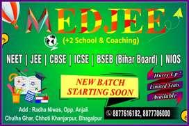 MedJee (+2 school & coaching)