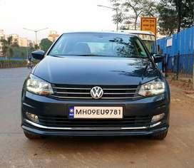 Volkswagen Vento 1.5 Highline Plus AT 16 Alloy, 2018, Petrol