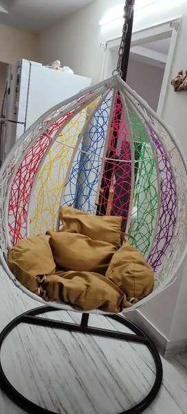 Wire swing