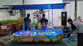 pancingan fiber odong odong gerobak promo RY