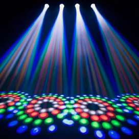 Sound System Entry and Dj lighting dance follor available new fresh