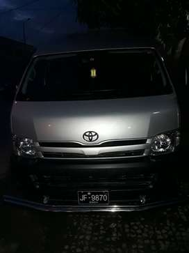AZLAN TRANSPORT SERVICE Hiace avalable for rent & company Contract