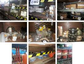 SPARE PART RIG EDR LOT A004