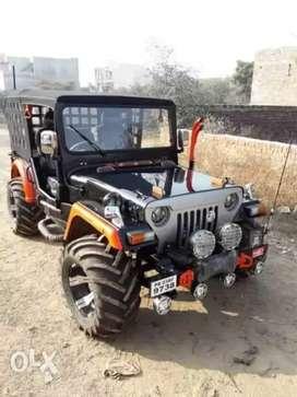 Punjab modified Jeep