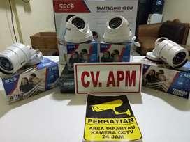 KAMERA CCTV SPC MURAH PLUS PASANG DI Gambir Jakpus