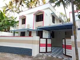 Old Red bricks House Mannanthala Near