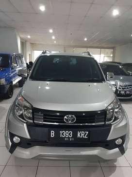 Toyota Rush S Trd Matic 2015