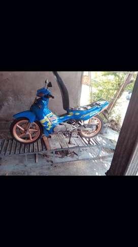 Satria ru 120 cc
