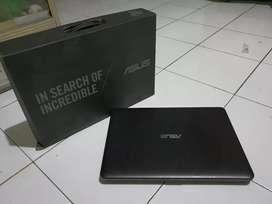 Laptop Asus X441N Intel N3350 Fullset Dos
