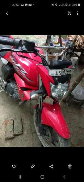 Yamaha FZ version 2.0