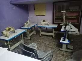 Stitching unit available for rent