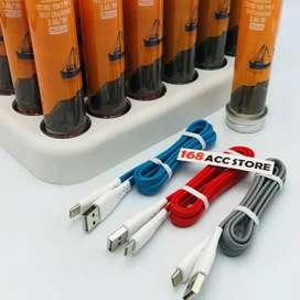 Kabel charger type c packing