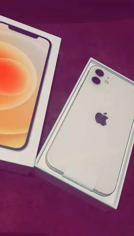 I phone 12 (128gb white)