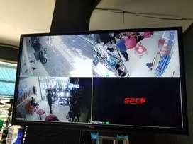 Paket rumah tangga CCTV 2Mp dengan spek komplit