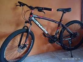 Sepeda MTB Atlantis ring 26 second murah