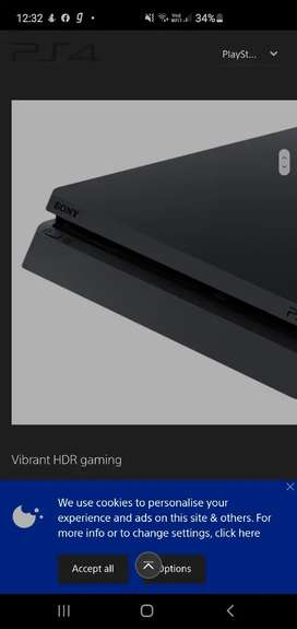 ps4 brand new 1 year old warranty over