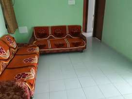 1 bhk Furnished Flat On Rent at Jivrajpark for Bachlors