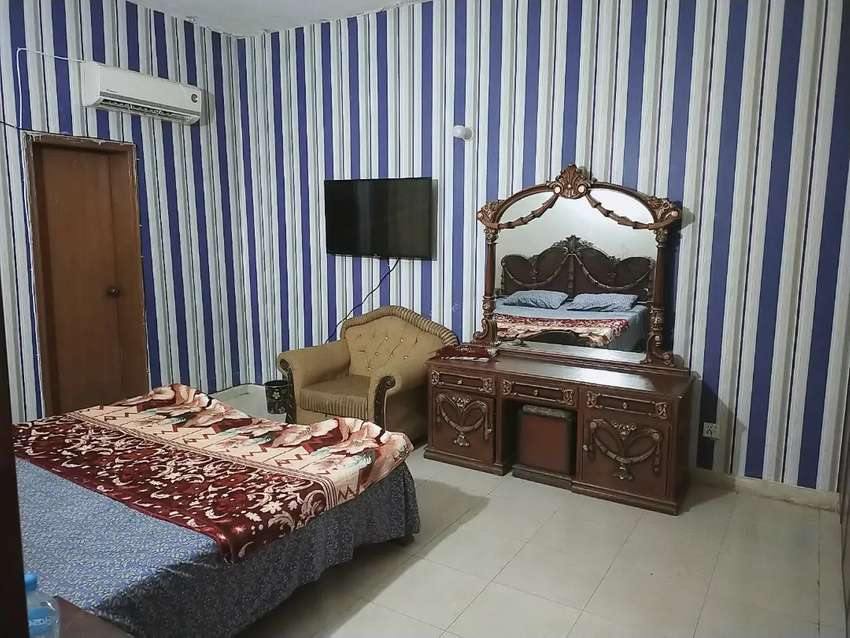 Shabbir Guest House 25% Discount Family Rooms