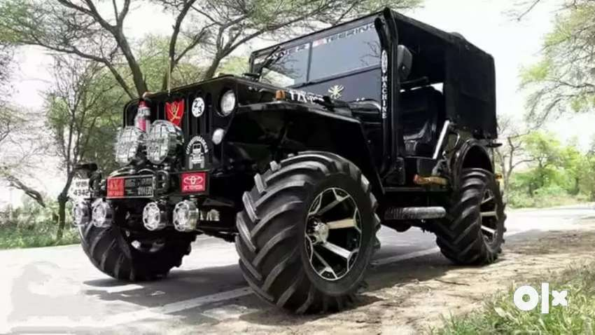 Full midfield jeep ready 0