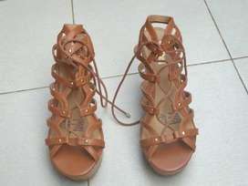 Sepatu Brash - Coklat