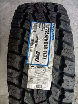 Ban saja 275/65-18 toyo at2 kuat japan pajero fortuner ready
